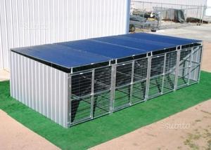 Box e cucce per cani da esterno in coibentato posot class for Retex box cani