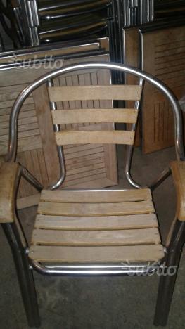 Set tavolo e 4 sedie