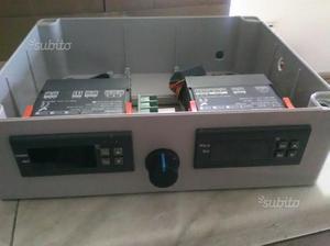 Termostato potenziometro igrometro per incubatrici