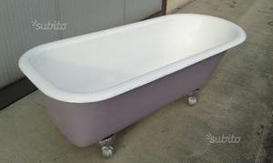 Vasca bagno vintage posot class - Vasca da bagno retro ...