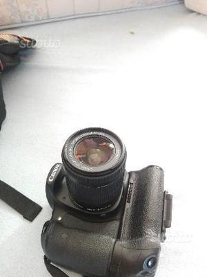 Canon 60d con battery grip