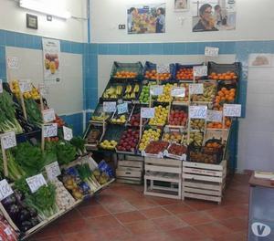 Espositori per negozio di Frutta e Verdura