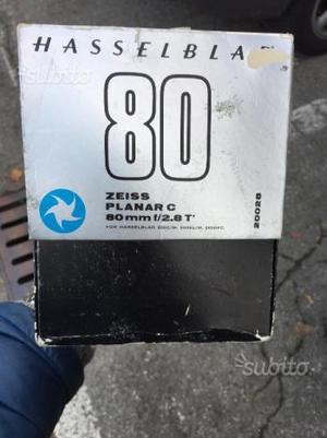 Hasselblad Planar 80 scatola