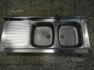 Lavandino in alluminio da incasso