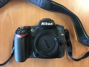 Macchina fotografica reflex Nikon D90