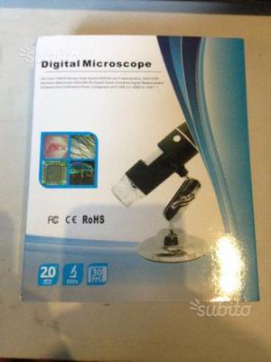 Microscopio usb x