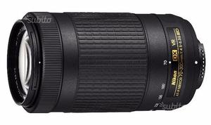 Nikon  AF-P VR nuovo Nital