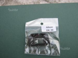 Oculare Nikon DK 20 nuovo mai usato