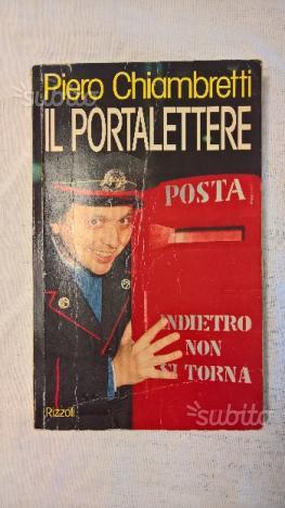 PIERO CHIAMBRETTI - Il portalettere