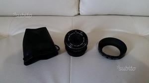 Pentax Pancake SMC 40 mm F2.8