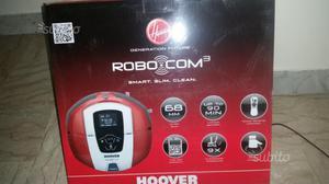 Robot aspirapolvere Hoover imballato