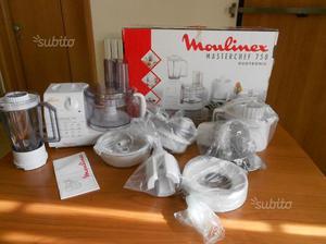 Robot da cucina moulinex masterchef 520 in posot class - Masterchef robot da cucina ...