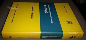 Storia della psicologia moderna, Duane P. Schultz,