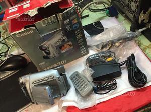 Videocamera Canon MV830i con Scatola