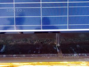 150 moduli fotovoltaici policristallini da 140wp