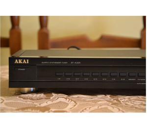 Akai AT-A335 Sintonizzatore Tuner Digitale Al Quarzo FM