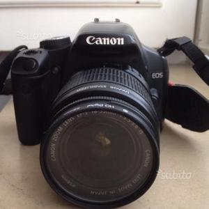 CANON EOS 450D + ZOOM CANON mm