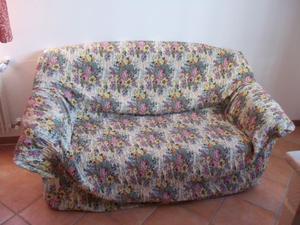 COPPIA divani 2 posti (anche singoli pezzi)