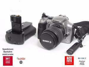 Canon EOS 300D +  + Battery grip