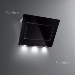 cappa falmec nuvola bianco soffitto 90 cm completa posot class. Black Bedroom Furniture Sets. Home Design Ideas