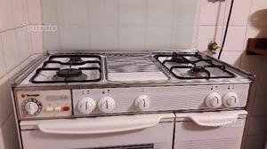 Cucina con 4 fornelli a gas metano posot class - Bombola gas cucina ...