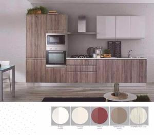 Cucine a roma- cucina-offerta-rinnovo esposizione monoblocco