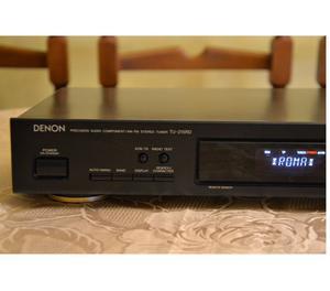 Denon TU-215RD Radio Tuner Digitale RDS