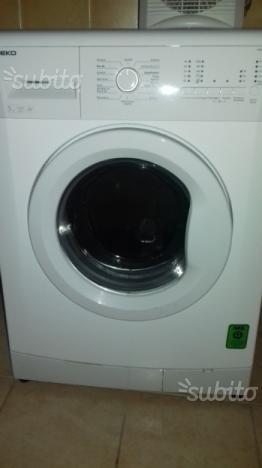 Lavatrice elektrohaus sls e 50 5 anni posot class for Peso lavatrice