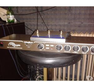 Leslie valvolare Boss Rt20 + digitech rpm-1 + Leslie Rolls