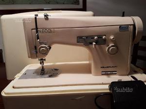 Macchina da cucire da tavolo millepunti posot class - Tavolo macchina da cucire ...