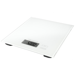 Medisana Bilancia digitale da cucina KS 210 Vetro 5 kg