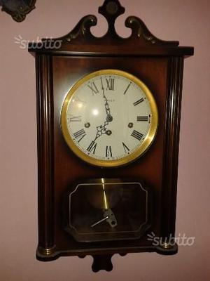 Orologio a pendolo legno kienzle | Posot Class