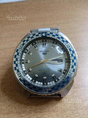 Orologio da polso Seiko automatico raro anno -