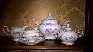 Servizio da tè vintage in porcellana Eschenbach – La