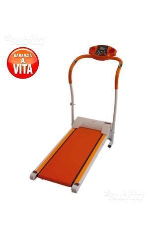 Ellittica marka fitness ferrara posot class - Tappeto elettrico ...