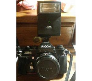 Vendo Ricoh XR1, obiettivi e accessori