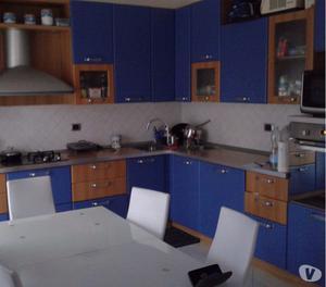 Cucina angolare con frigo forno dispensa posot class - Vendo cucina angolare ...