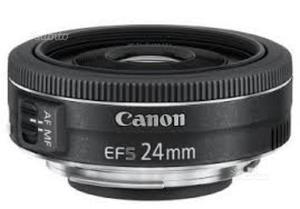 Canon EF-S 24mm pancake Nuovo