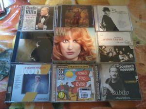 Collezione di circa 50 cd musicali tutti originali