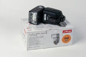 Flash Metz Mecablitz 58 AF-1 Digital x Nikon