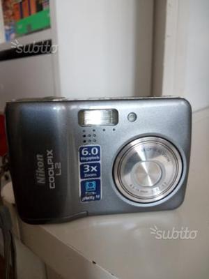 Fotocamera digitale Nikon Coolpix L2