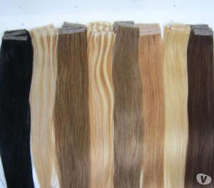 HAIR EXTENSION CAPELLI VERI 100%