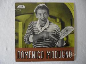Lp 45 giri Domenico Modugno
