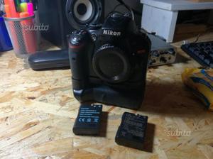 Nikon D Sigma  BGrip e 2 batterie