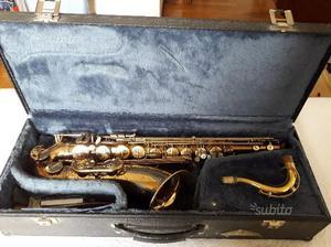 Sax sassofono tenore Selmer super action 80 prima