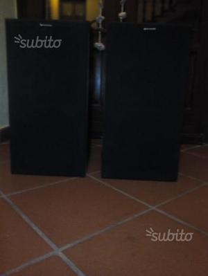 2 casse Speaker 110w