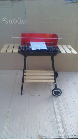 Barbecue nuovo mai usato