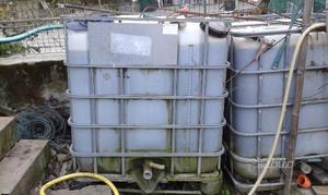 Due Cisterne Per Acqua Usate Posot Class