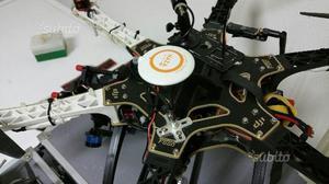 Drone DJI f550 pronto al volo