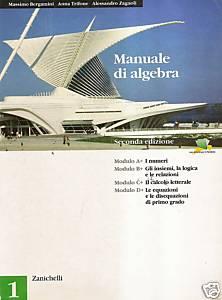 MANUALE DI ALGEBRA